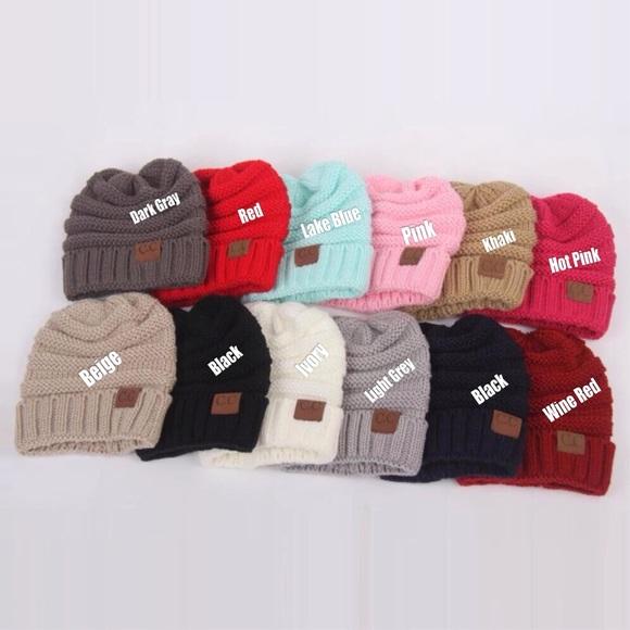 7d219257c 🆕C.C Kids Winter Hat (Beanie) Boutique